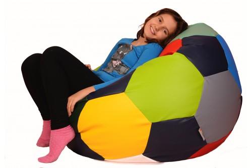 EcoYoung Kolorowa piłka 115 cm